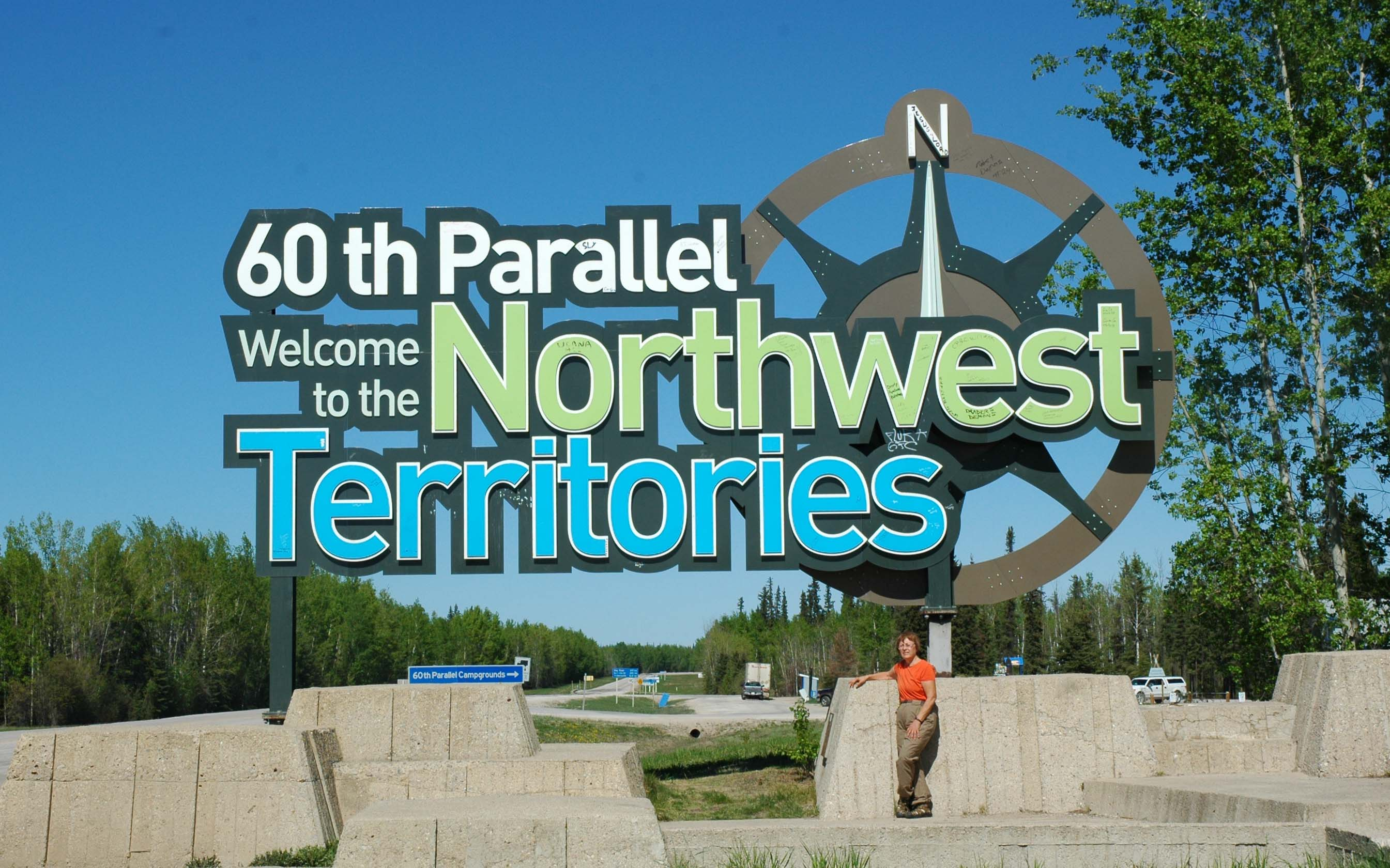Northwest Territory - 60th  Parallel