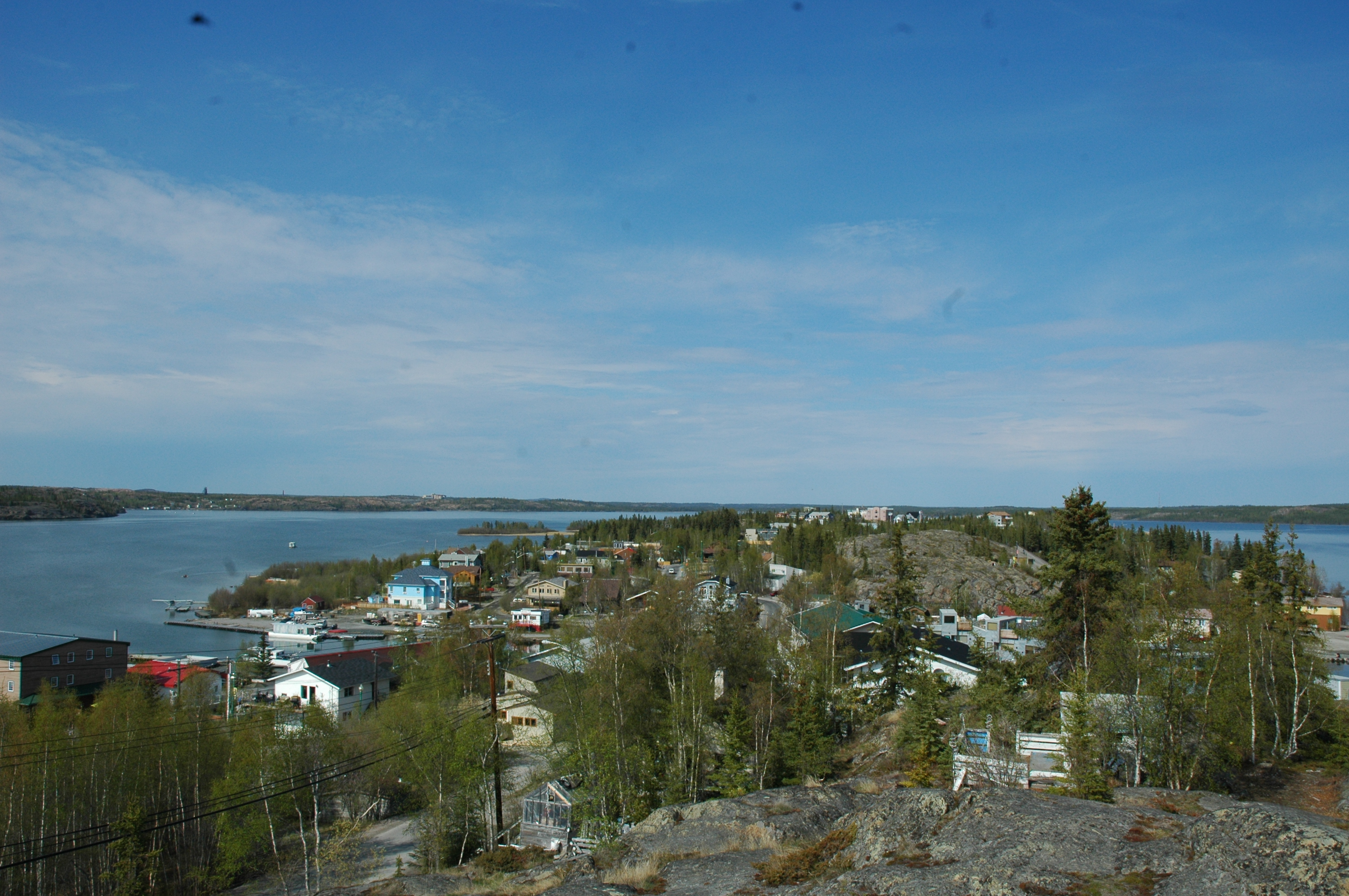 Yellowknife - Old Town