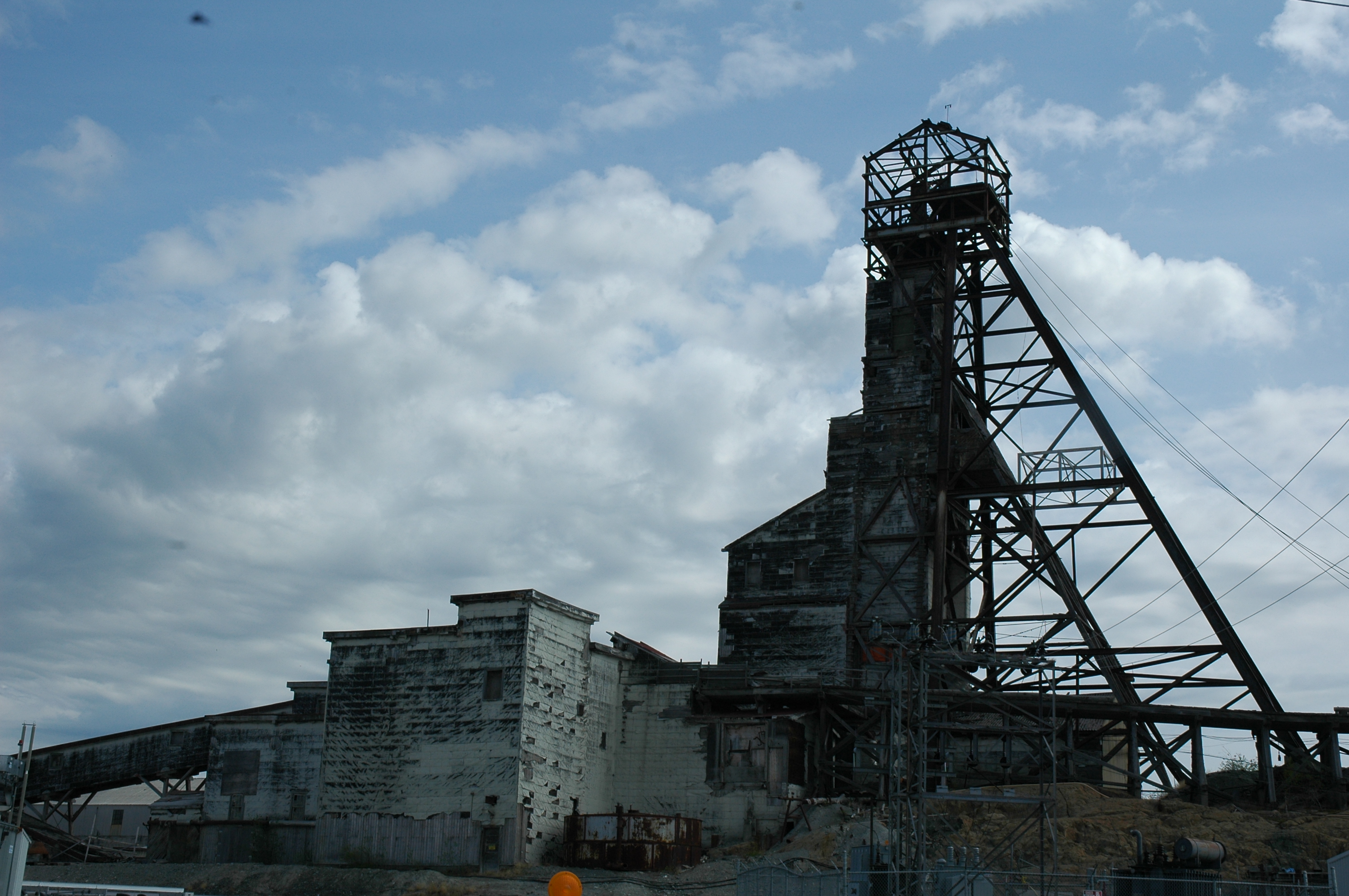 Yellowknife - Old Gold Mine