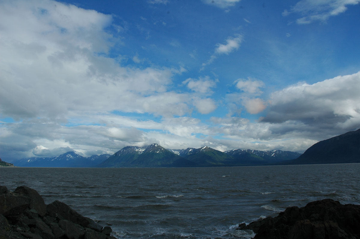 Anchorage - Cook Inlet