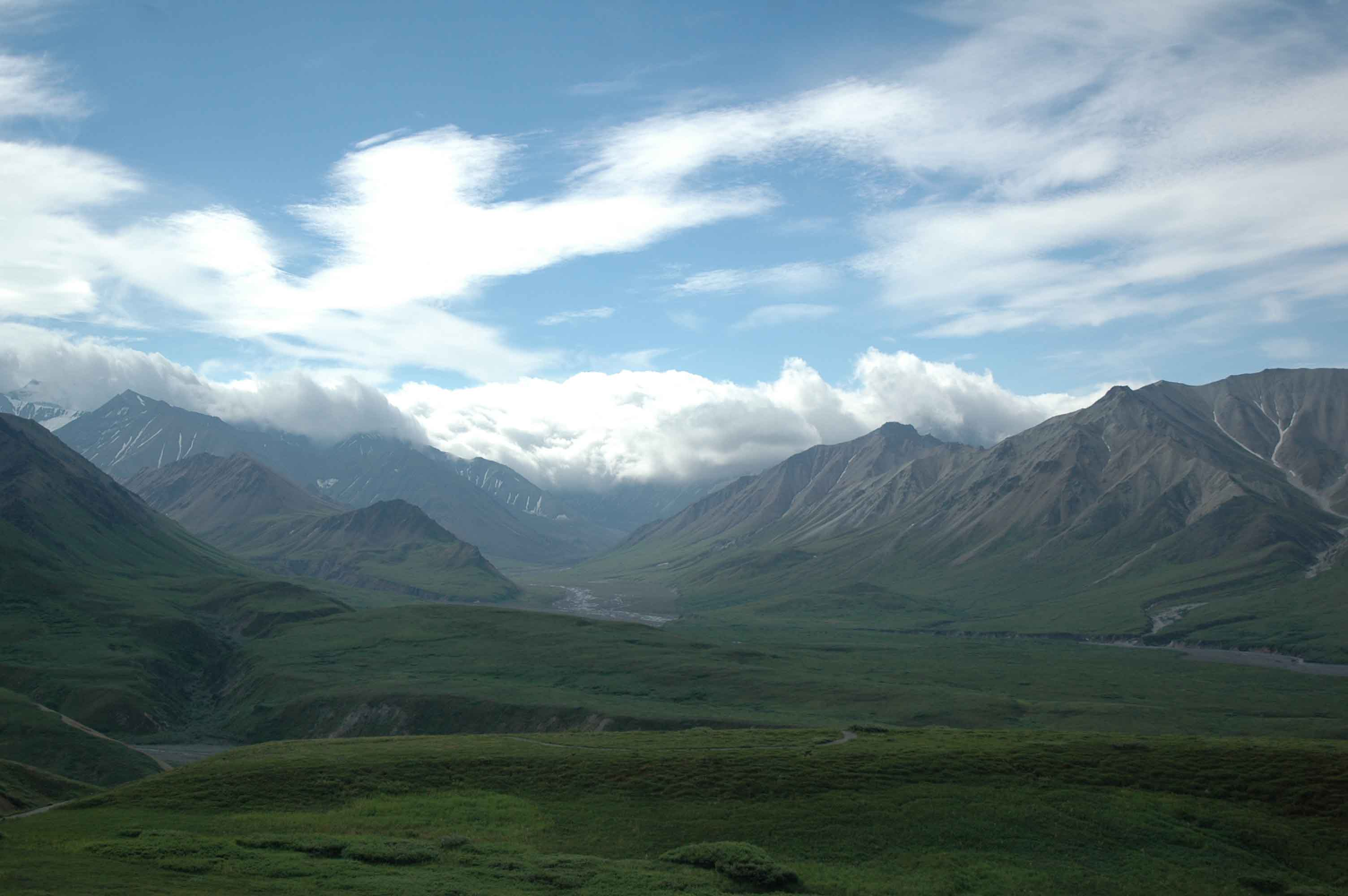 View at Eielson