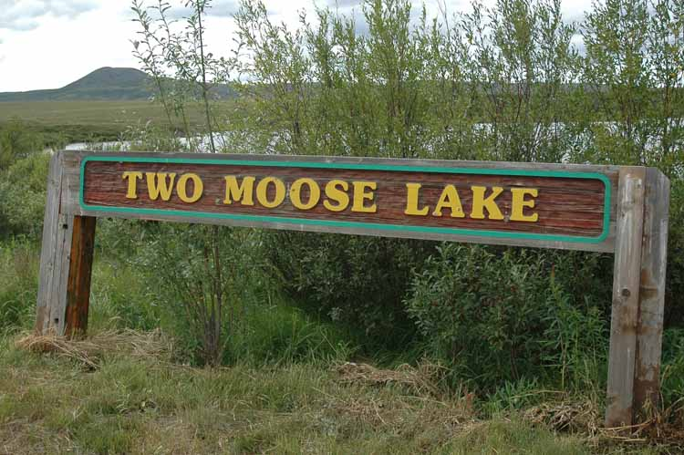 Tombstone Two Moose Lake