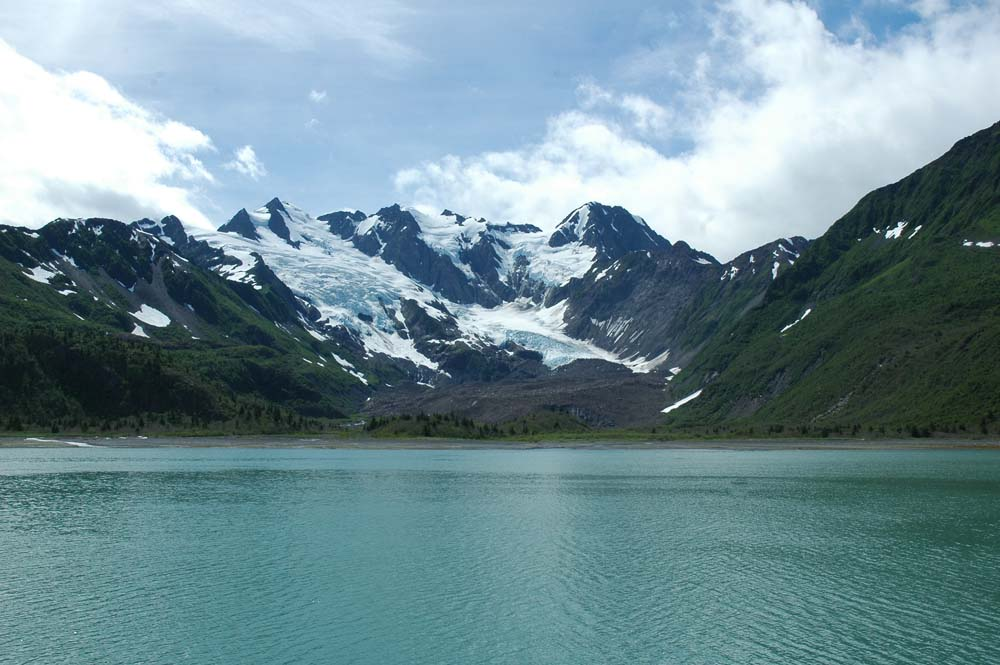 Some Photo Shot You Just Have to Take!  More Glaciers...