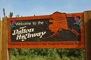 """The"" Dalton Highway"
