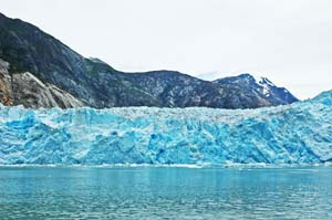 Alaskan Glacier...one of many!