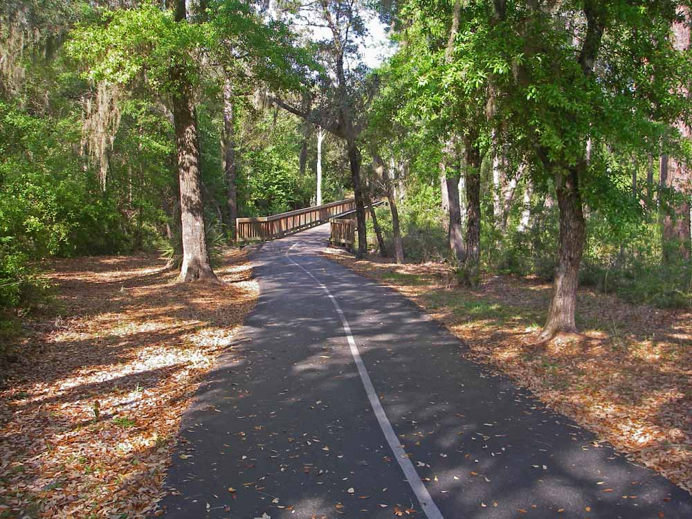 Bike Trail - State Park