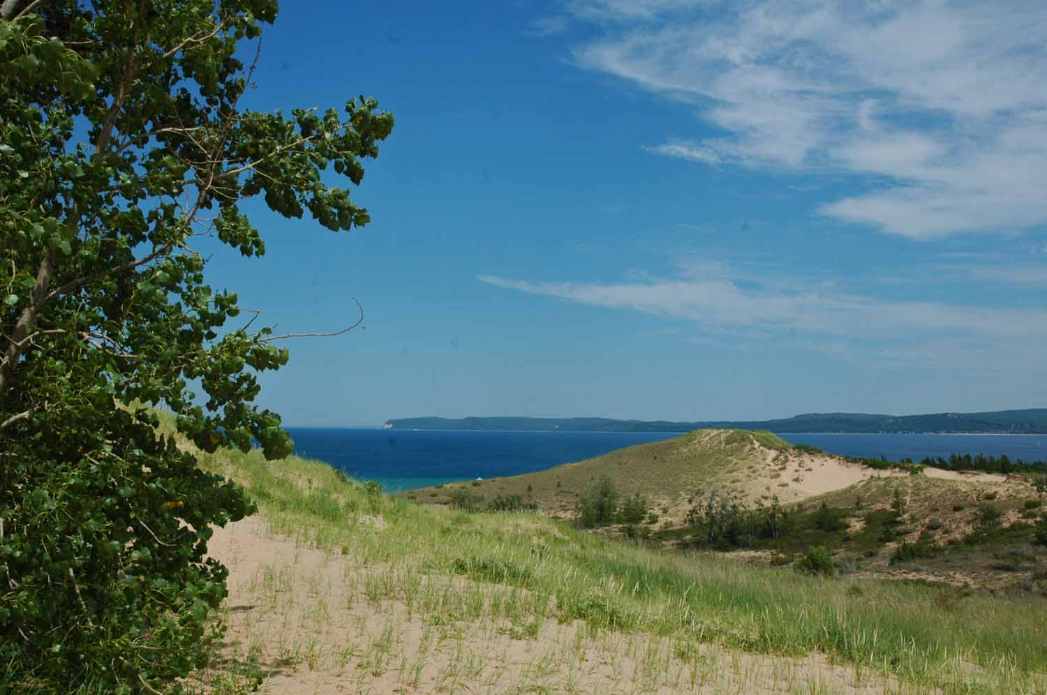 Dune Trail, the view never stop - this is a great hike