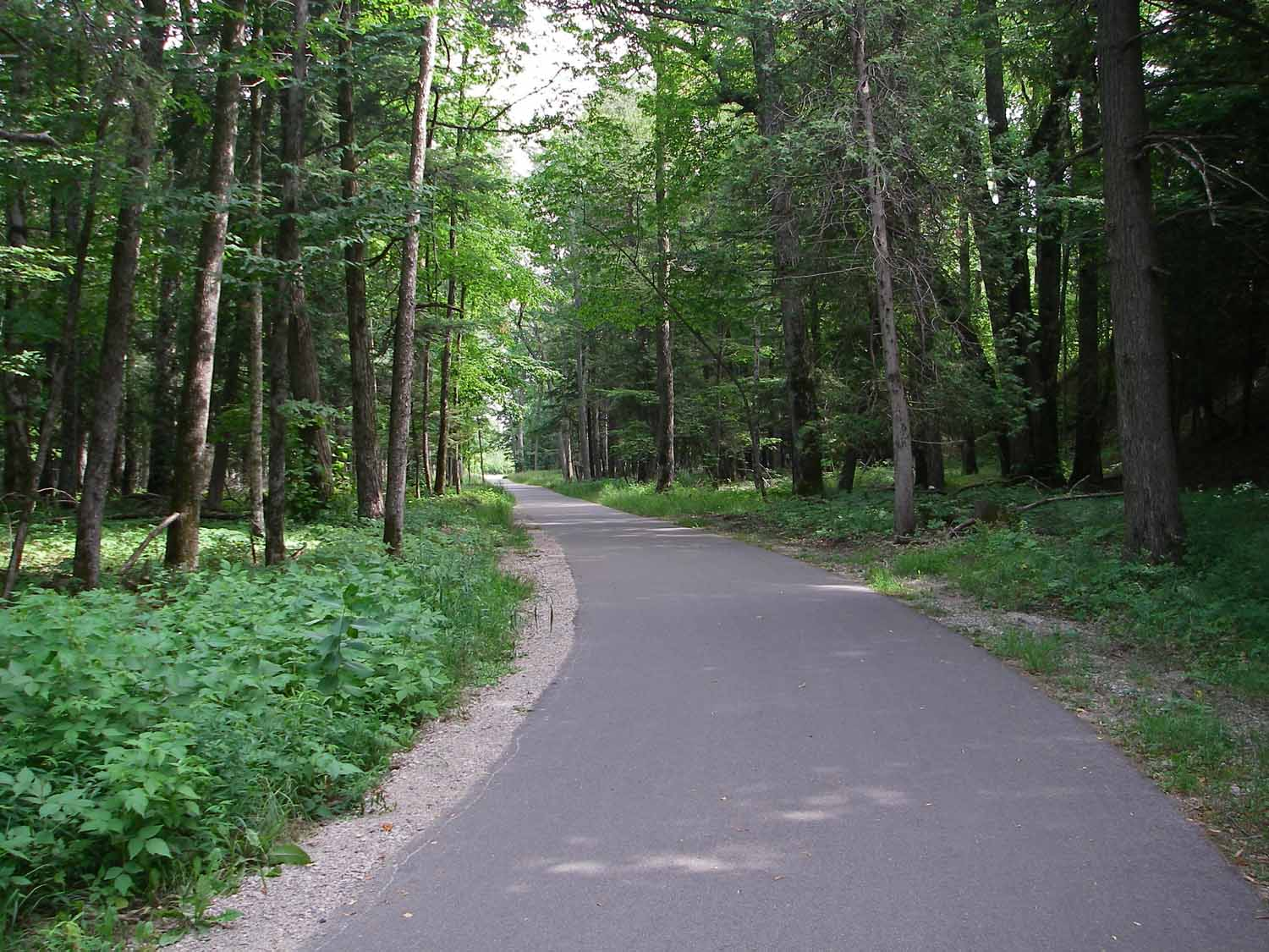 Next section of the Heritage Trail at Sleeping Bear Park