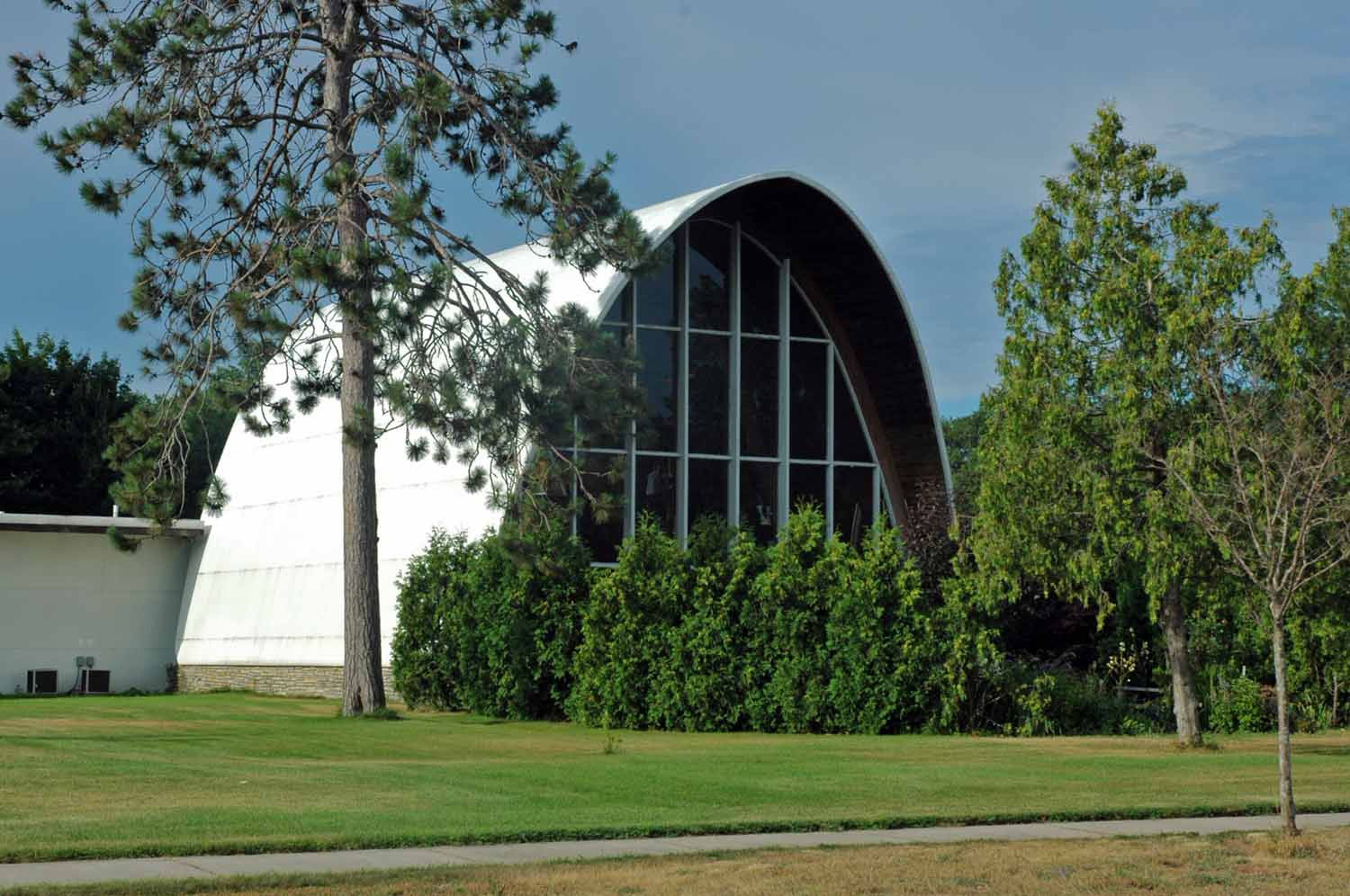Our new church home - St Michael's of Traverse City