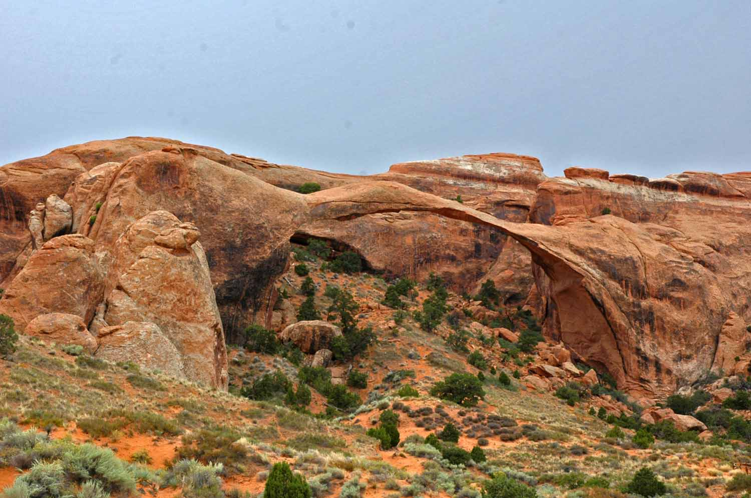 Devils Garden - Interesting arch...