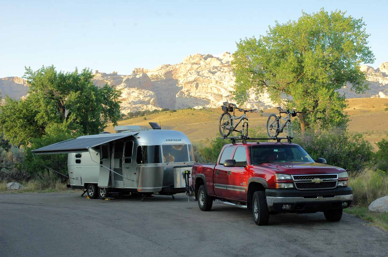 Green River Campground at Jensen, Utah is outstanding - Good location with great views