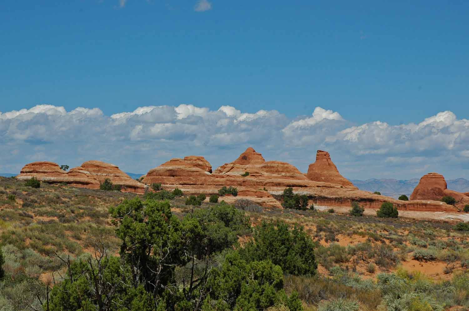 Lots of photo opts at Arches National Park