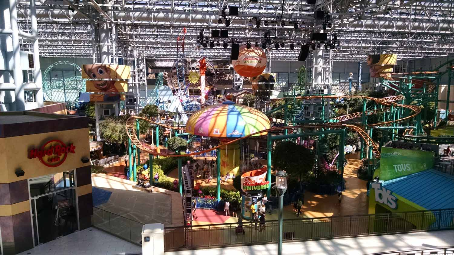 Mall of America Amusement Center