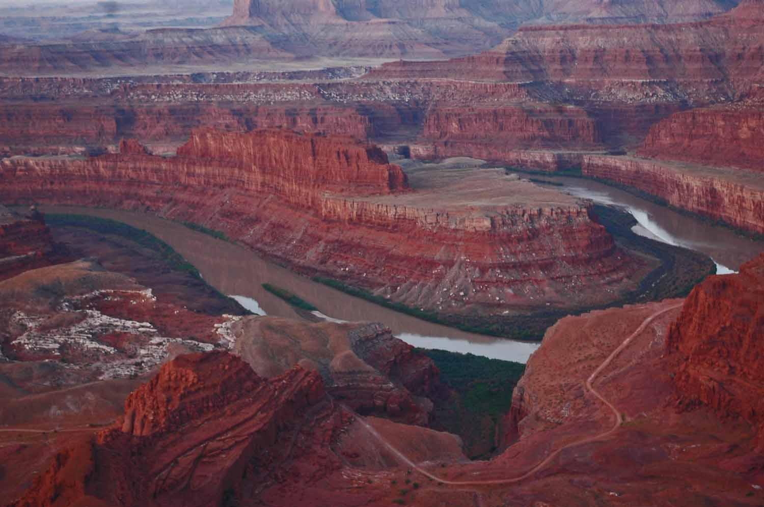 Dead Horse Point - Colorado River