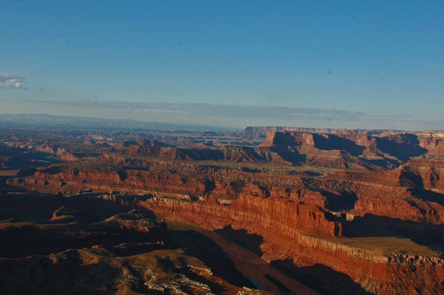 Dead Horse Point at Sunrise take two