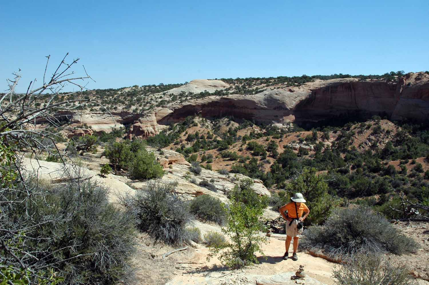 Canyonlands - Neck Spring Hiking Trail
