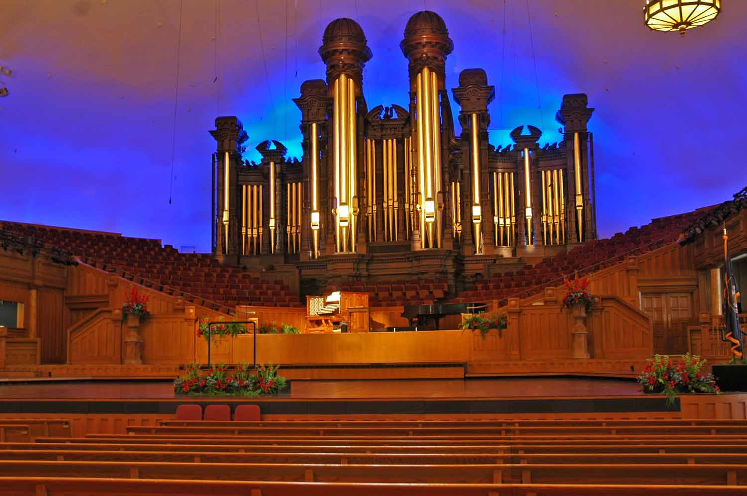 Fantastic organ...we experienced it in person