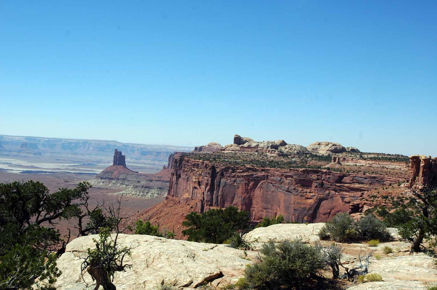 Canyonlands - West view
