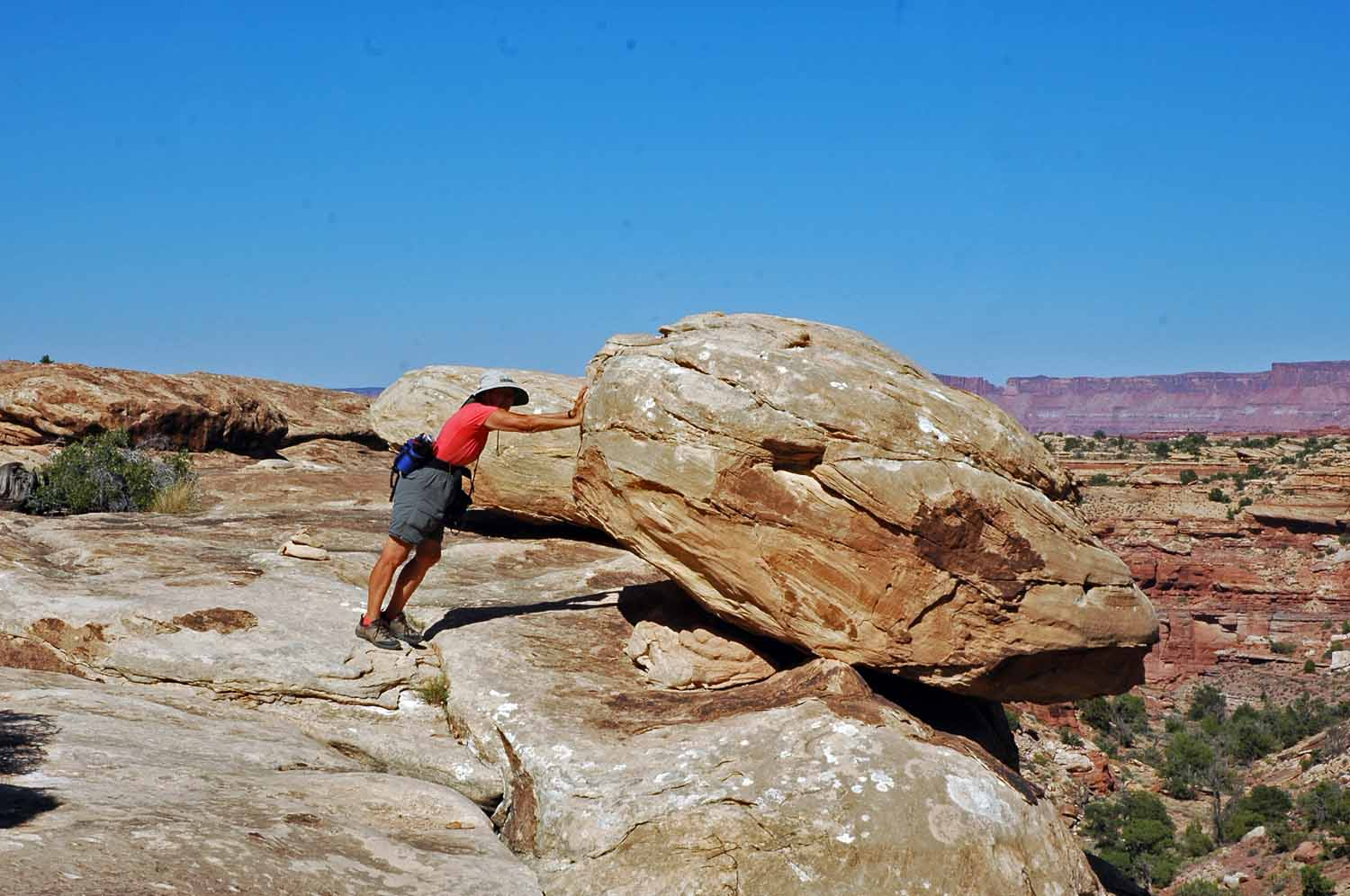 Canyonlands Needles - Chesler Park Trail
