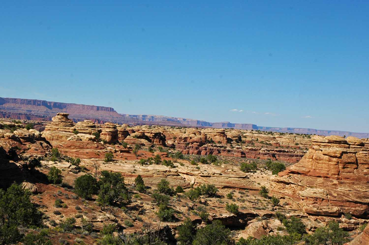 Chesler Park - Canyonlands Needles District
