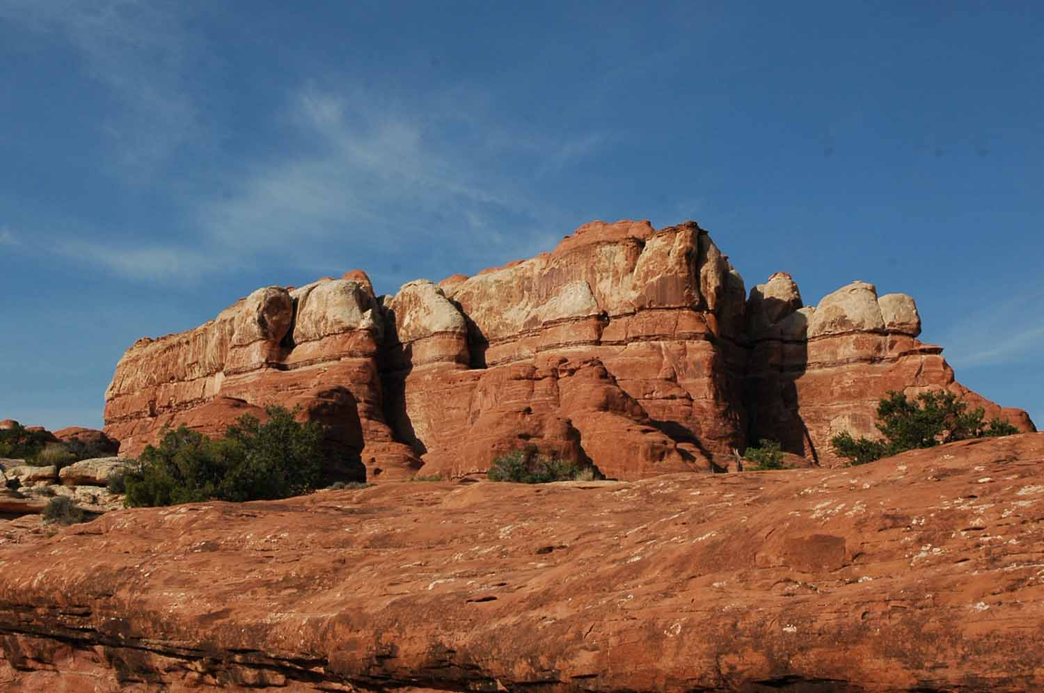 Chesler Park - More red rock