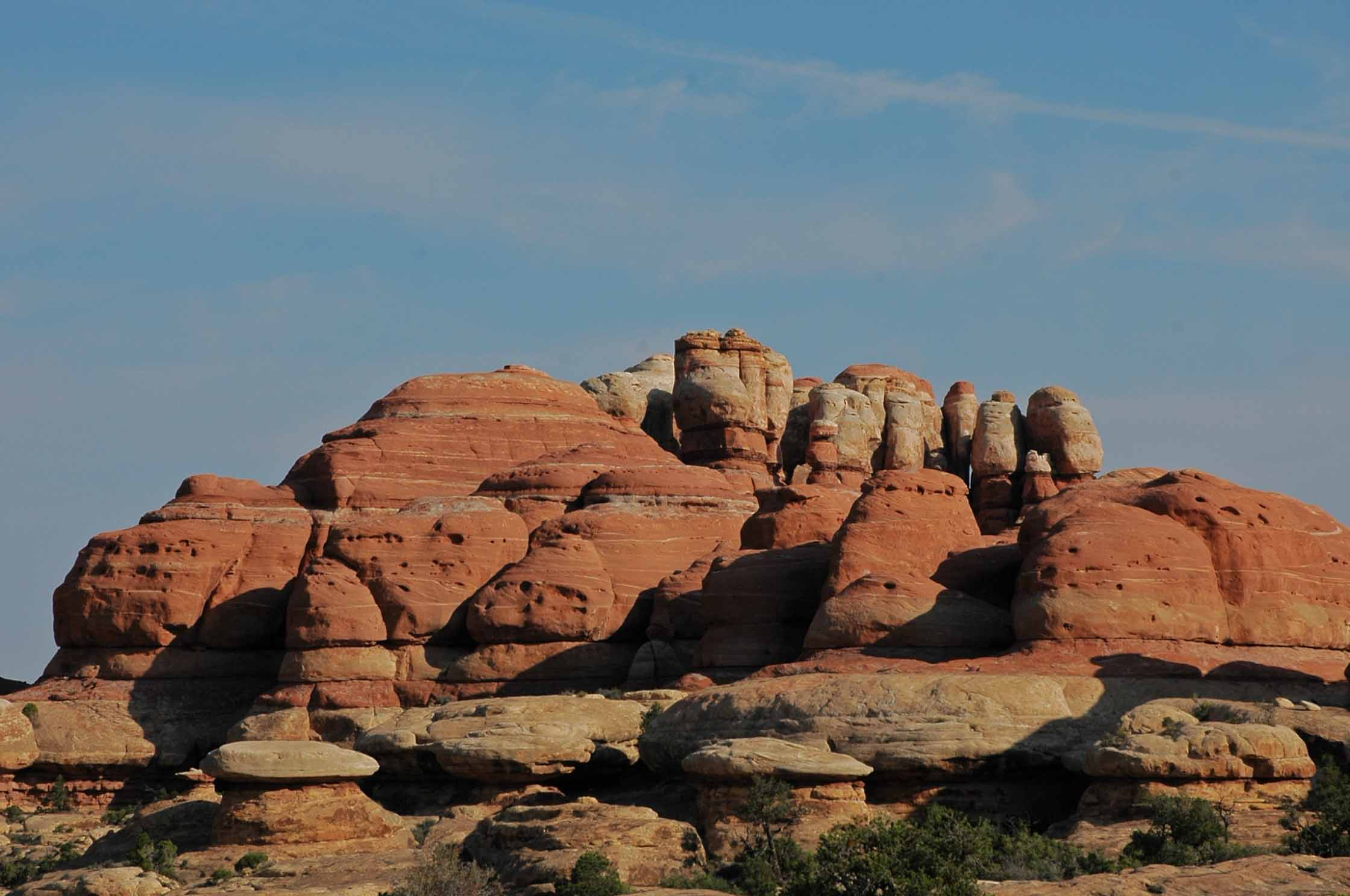 More fun rock formations