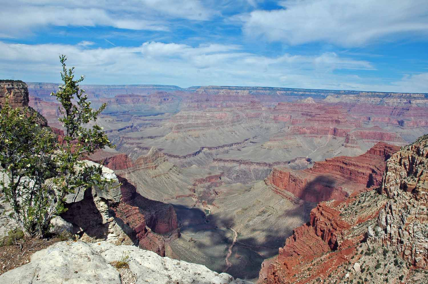 South Rim Trail - West