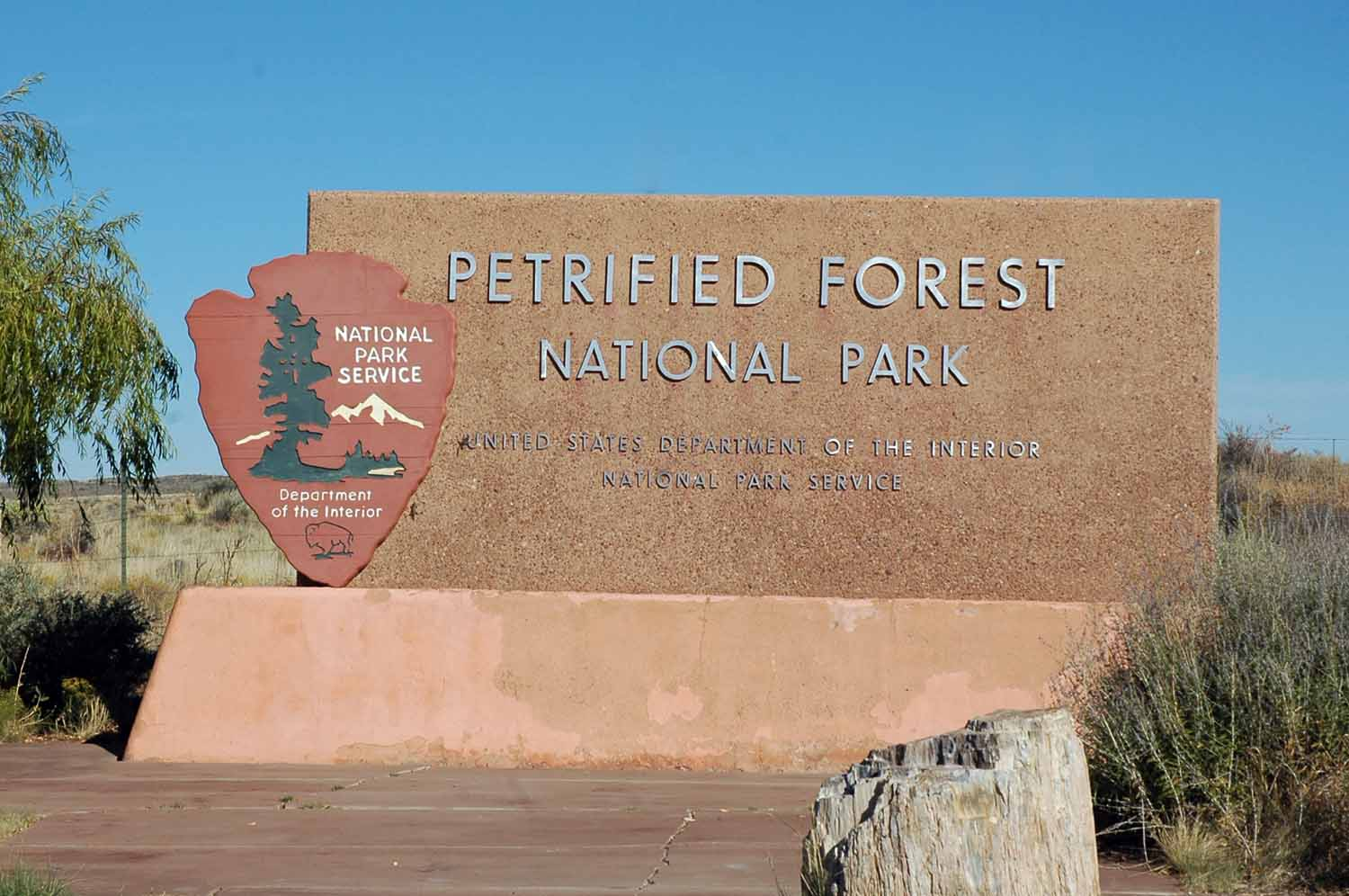 Petrified Forest National Park - Holbrook Arizona