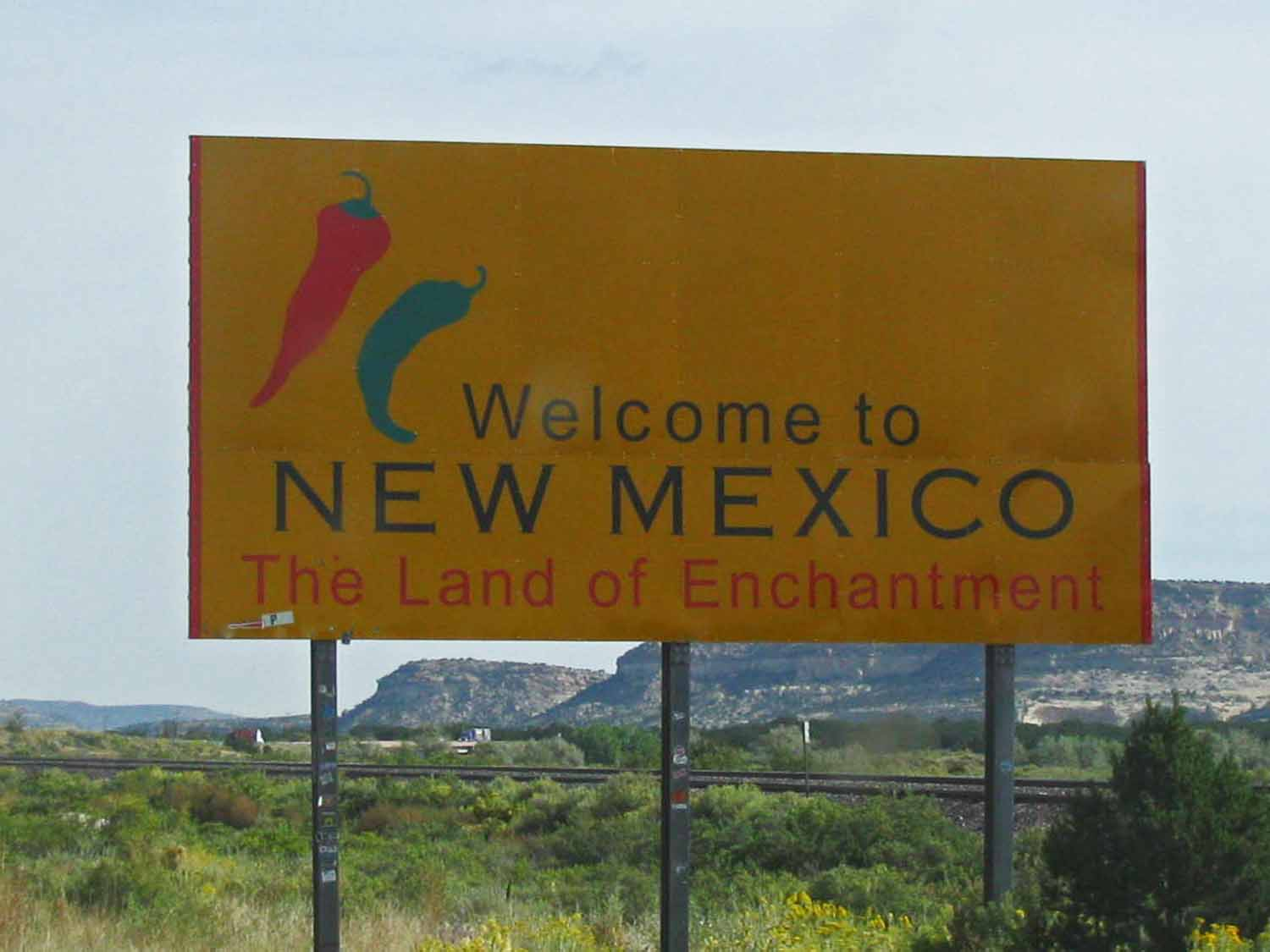 Next stop - New Mexico