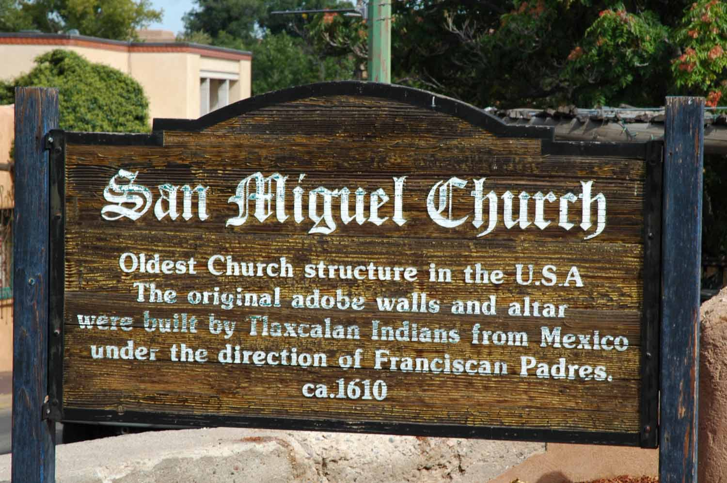San Miguel Church - Recommended tour stop