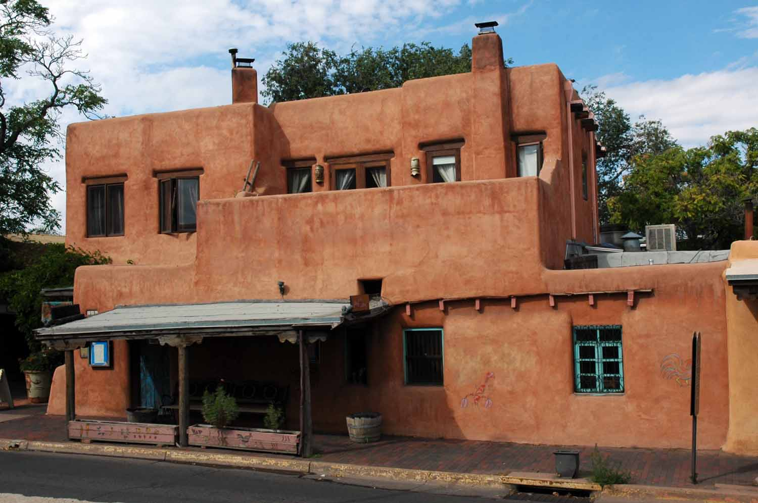 Love the Santa Fe architecture