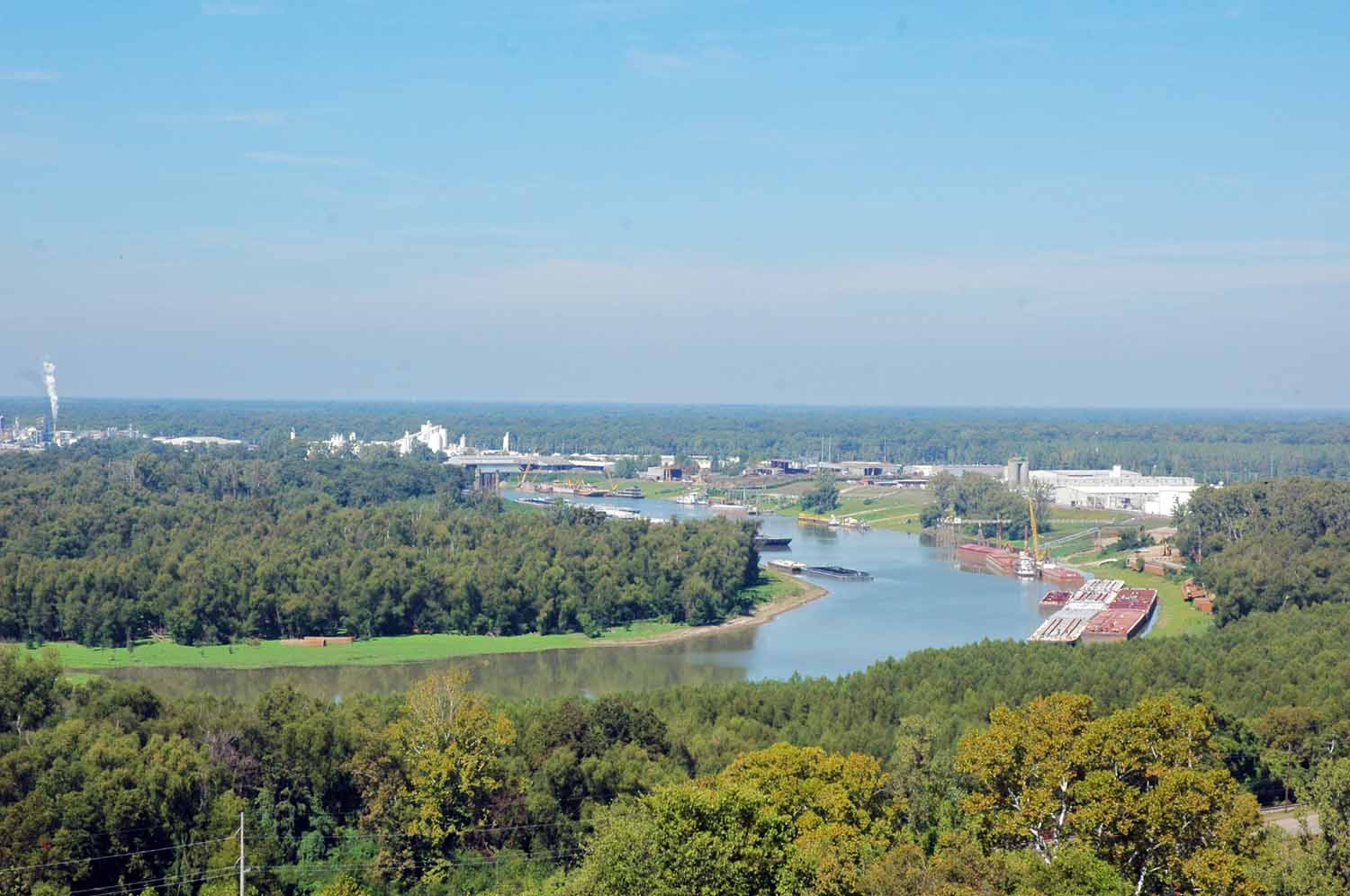 Mississippi River Diversion - Yazoo River