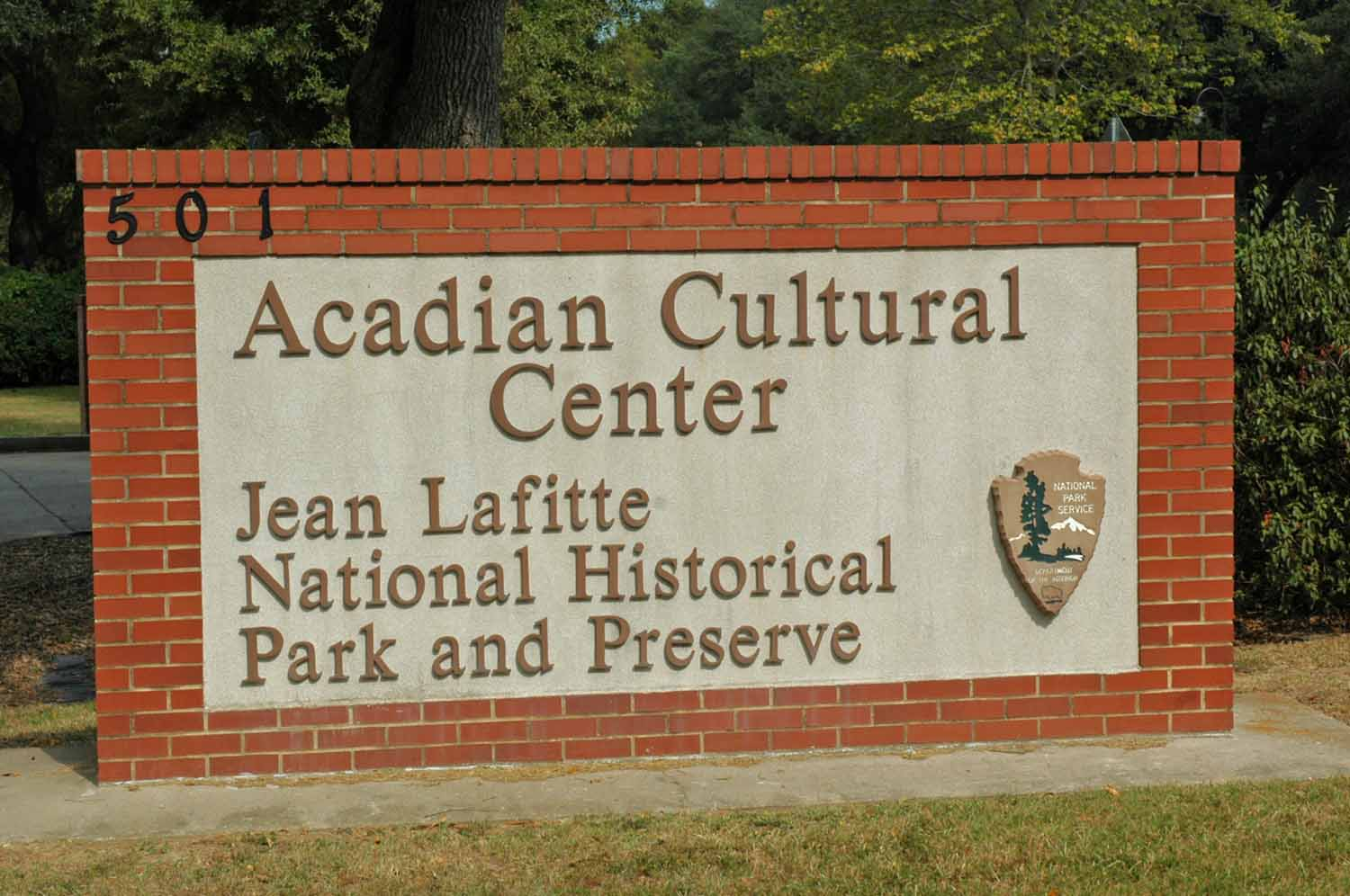 Louisiana and the Acadian Cultural Center - Next stop