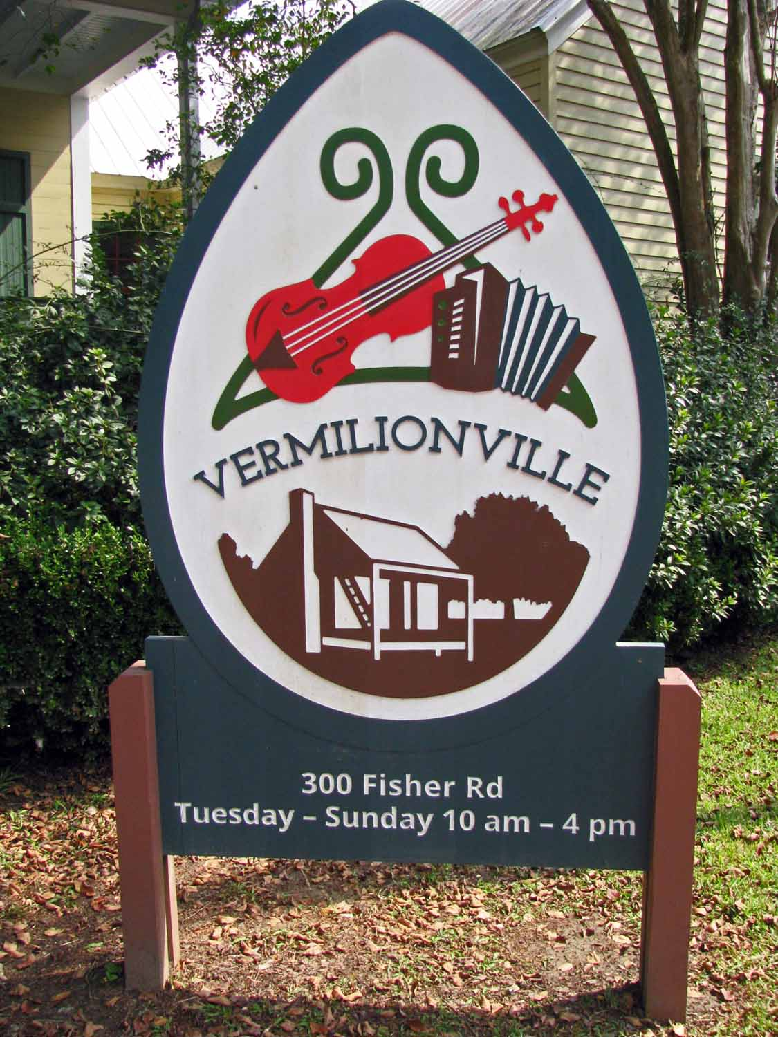 Vermilionville - Re-creation village