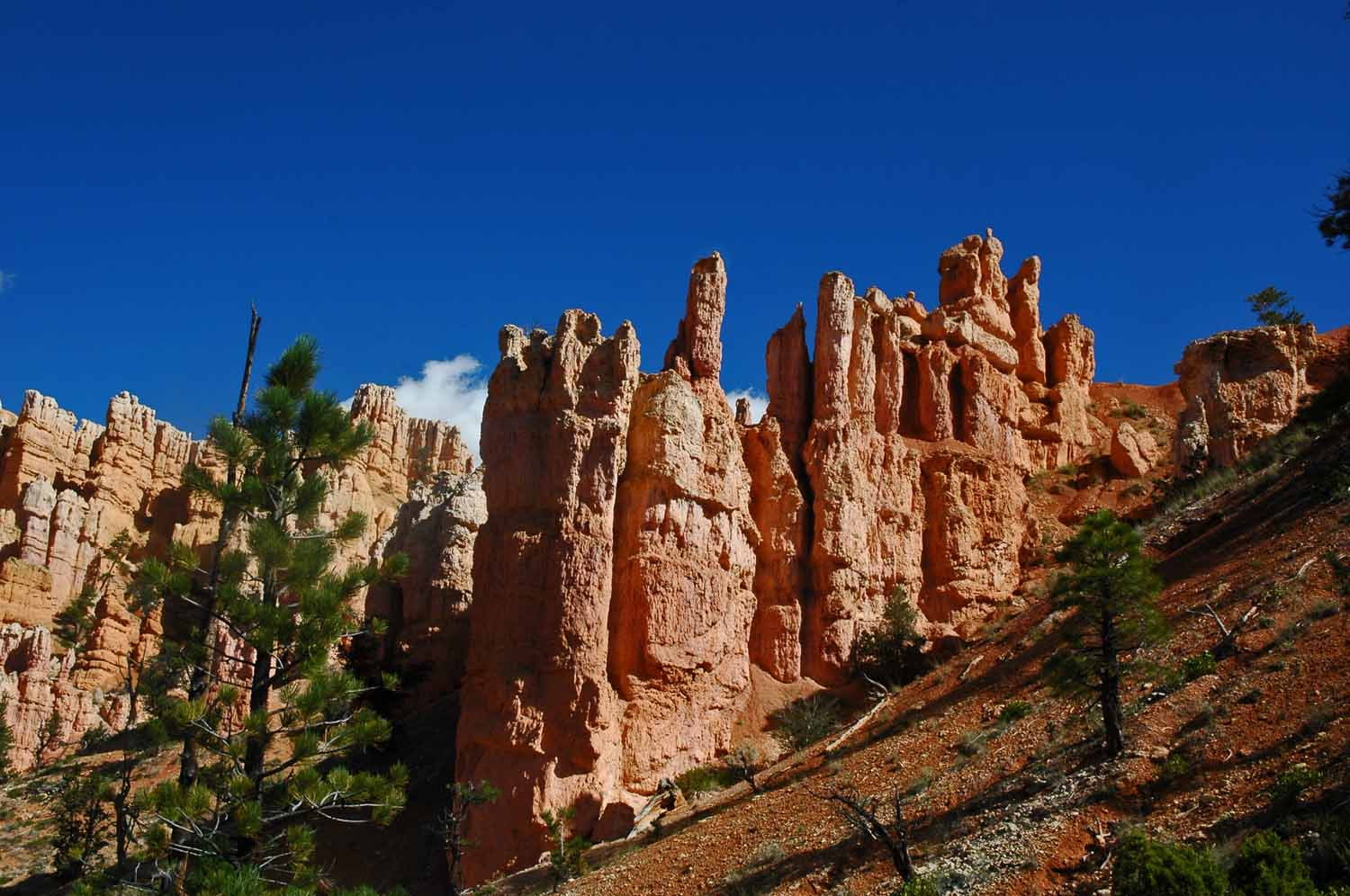 Bryce Canyon National Park is a favorite...fun Hoo Doos