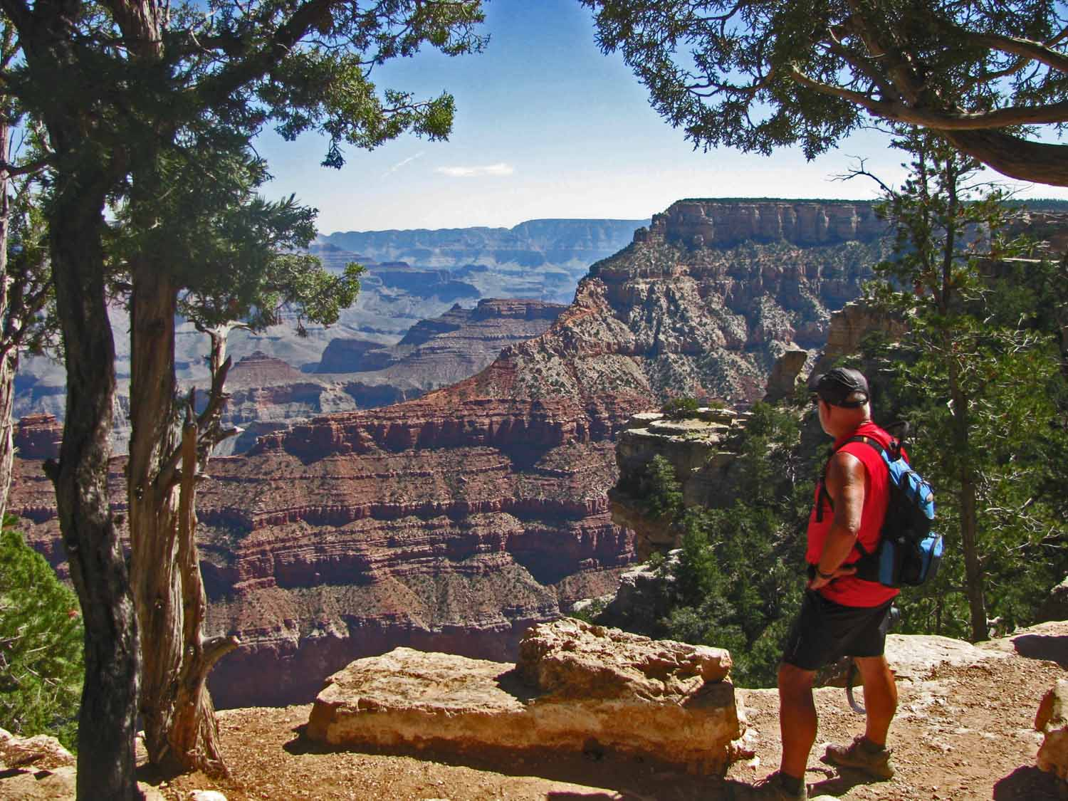 Grand Canyon...love the South Rim Trail views