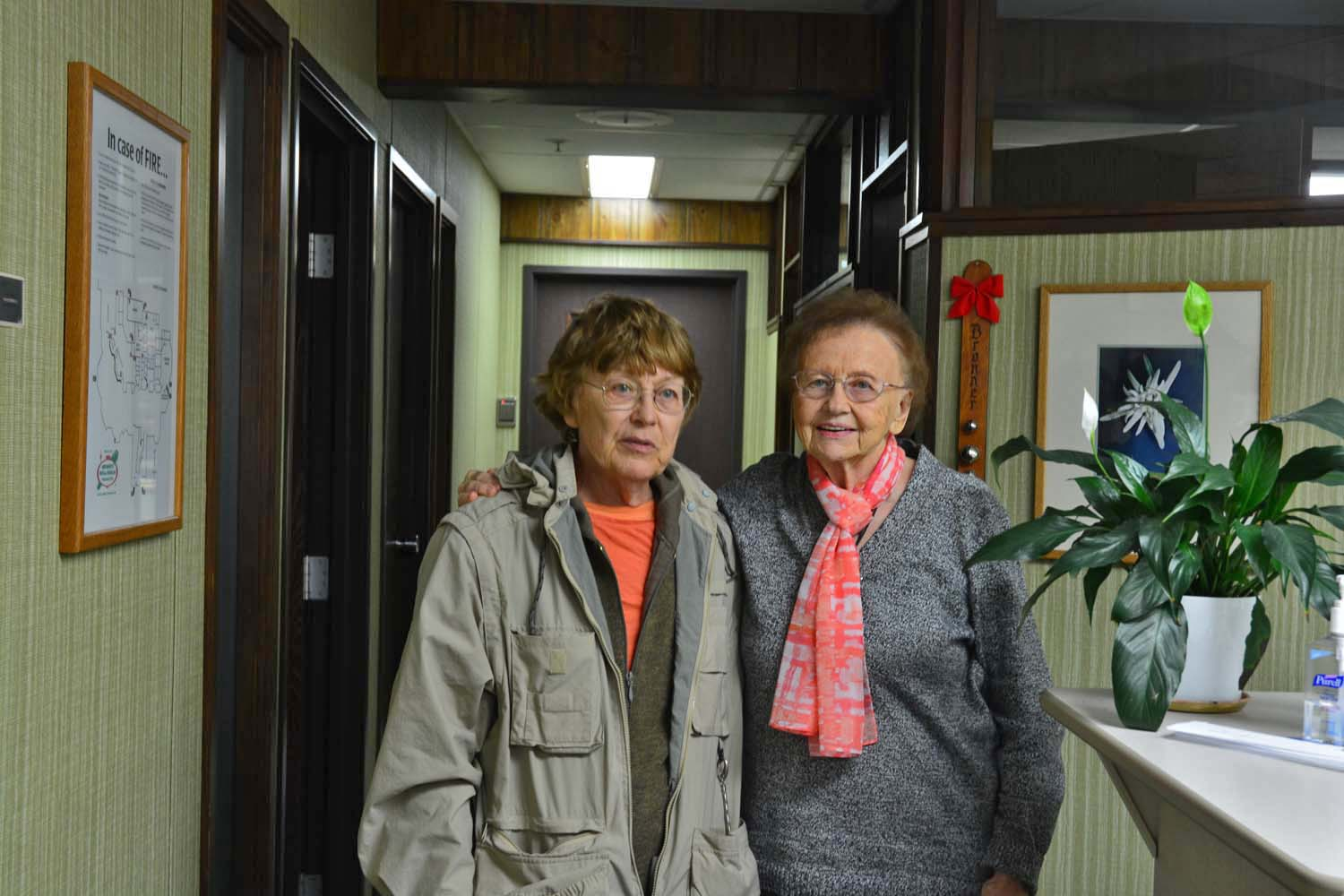 Jan and Irene Bronner