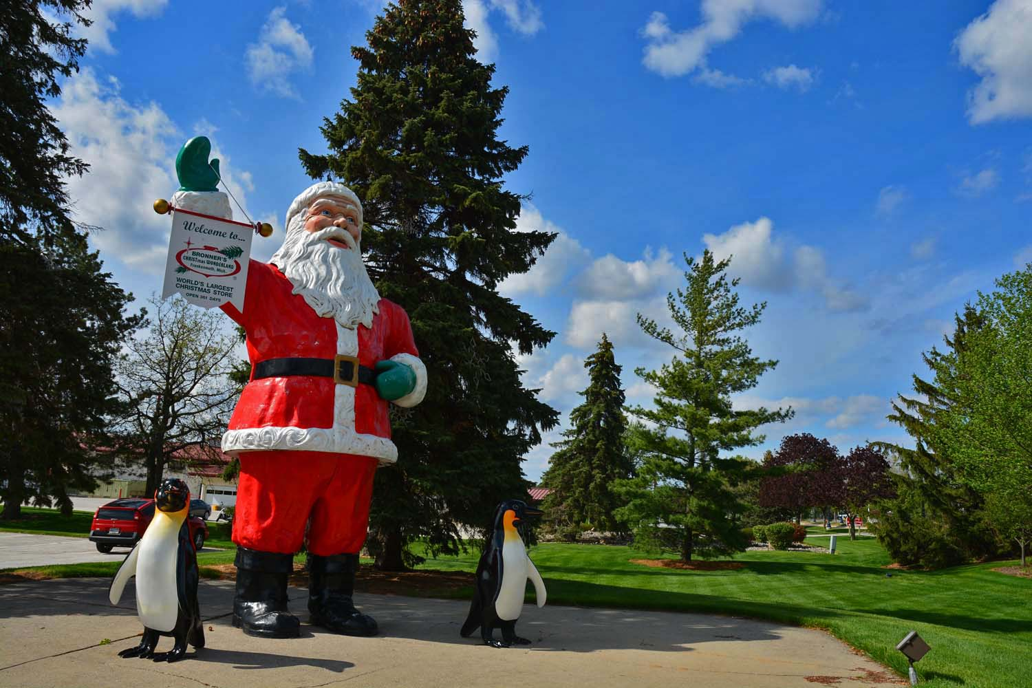 Christmas all year in Frankenmuth
