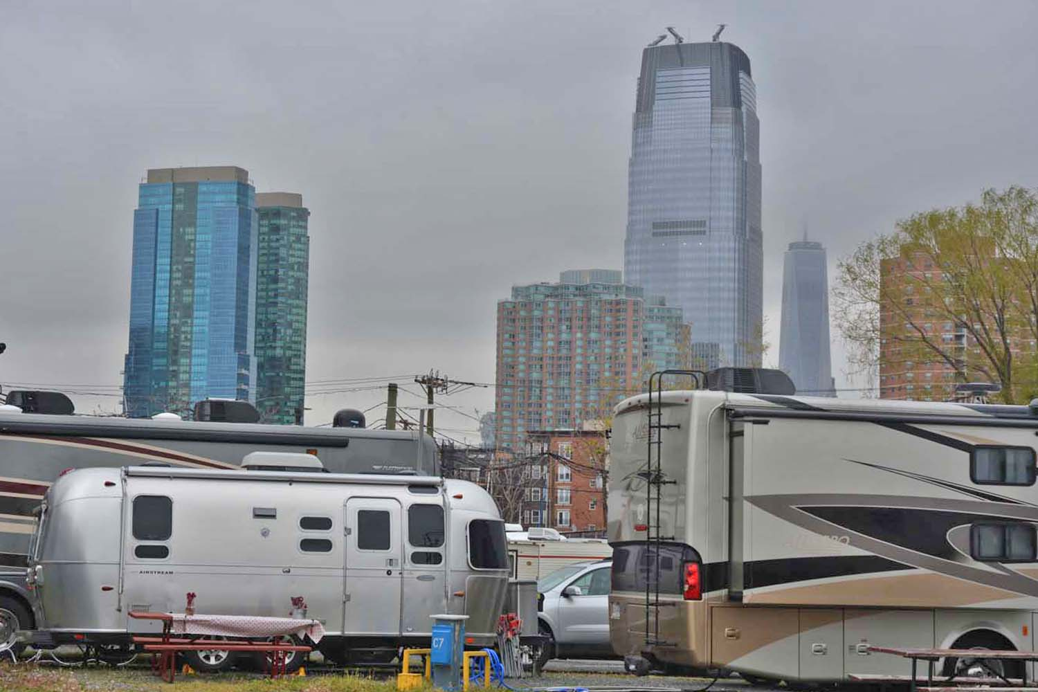 Liberty Marina and RV Park Jersey City