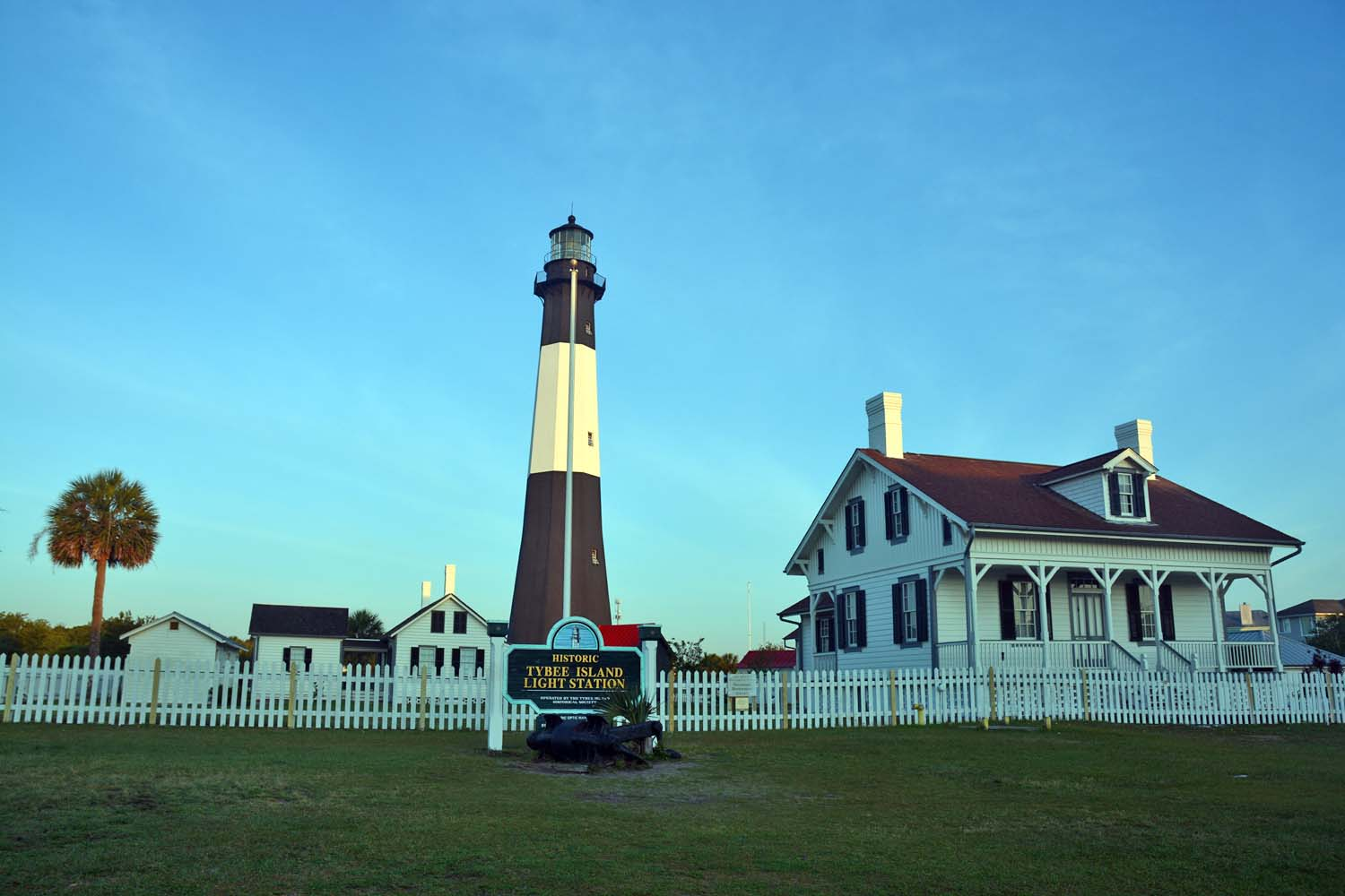 The Tybee Island Light Station