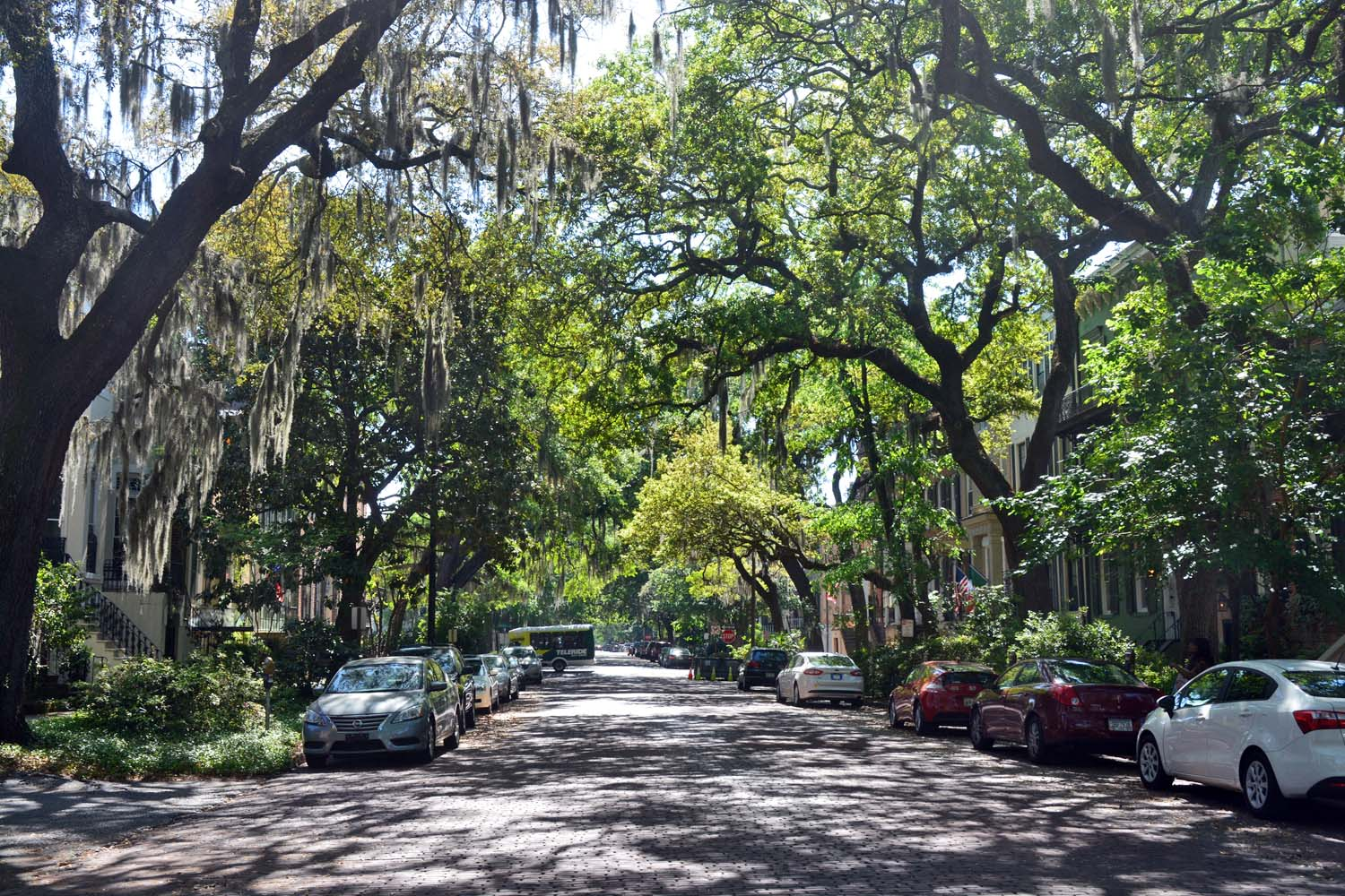Savannah's Jones Street voted the most beautiful in American