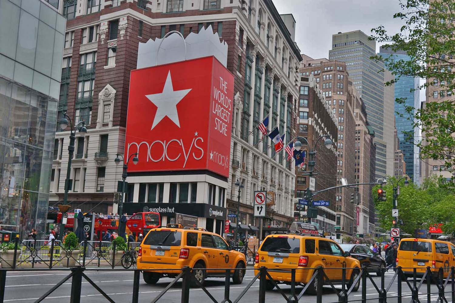 Macy's on Broadway