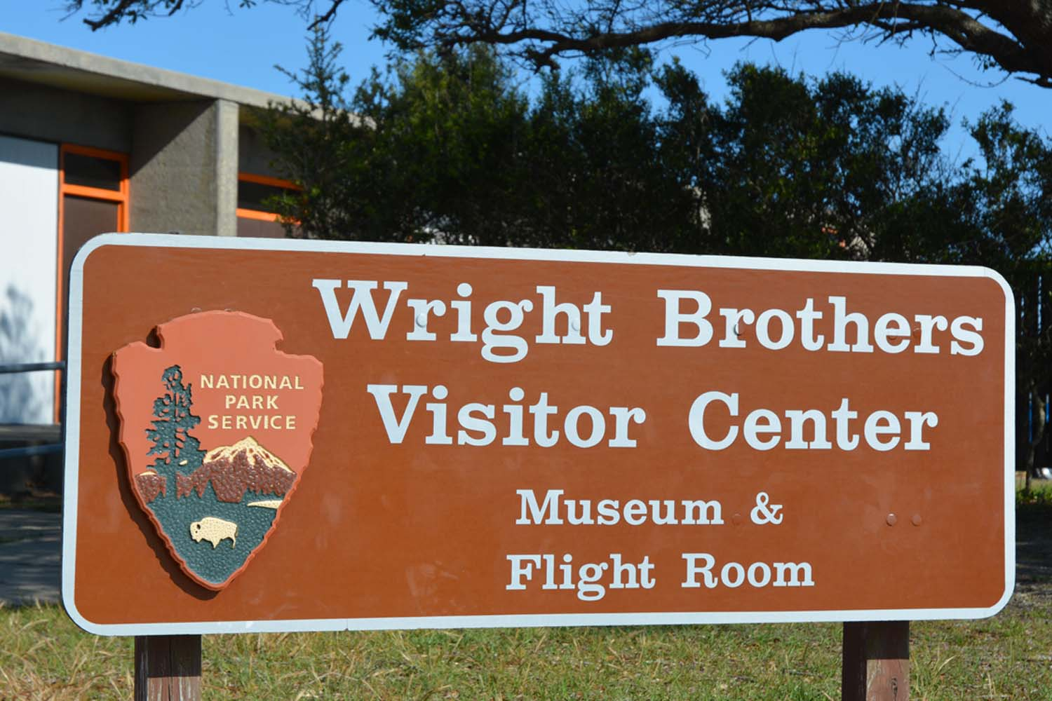 Wright Brothers Visitor Center at Kill Devil Hills