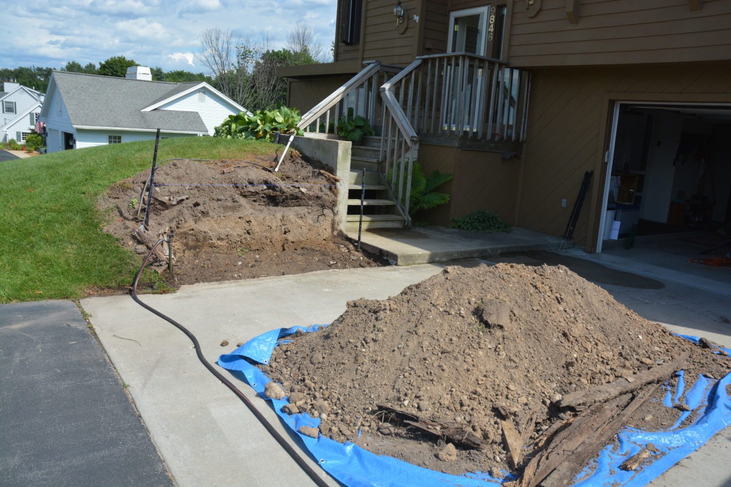 Retaining Wall Project - Getting Started