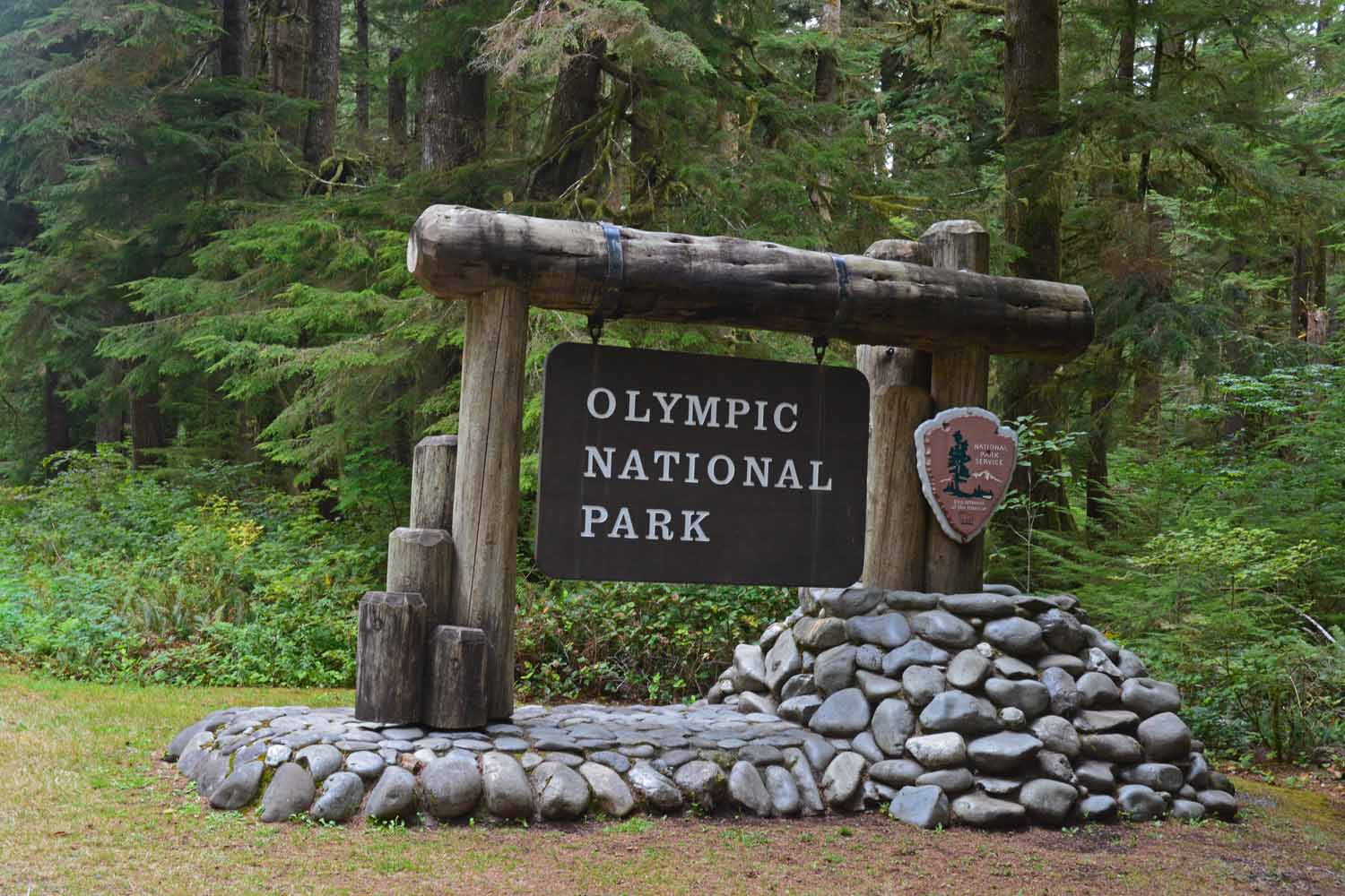 Next up was Olympic National Park.  When we visited Washington a decade ago we spent a day checking out the park.  Looked forward spending more time here.