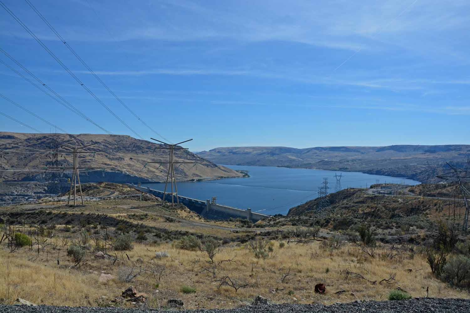 Another angle for the Grand Coulee