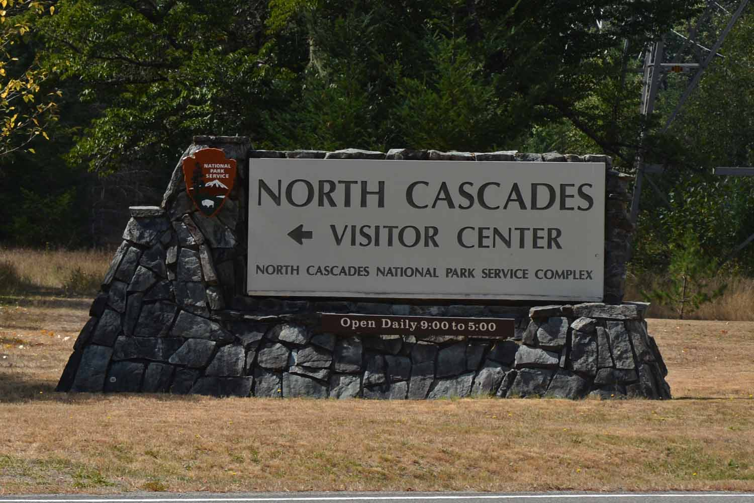 Next stop...North Cascades in Washington