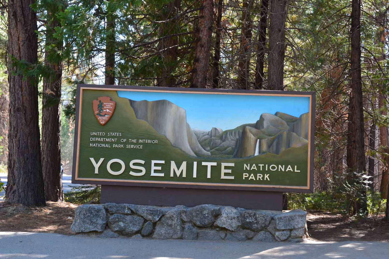 Yosemite NP has been on the bucket list for a long time.  It was good to finally get there to see if all the good things we heard were true.