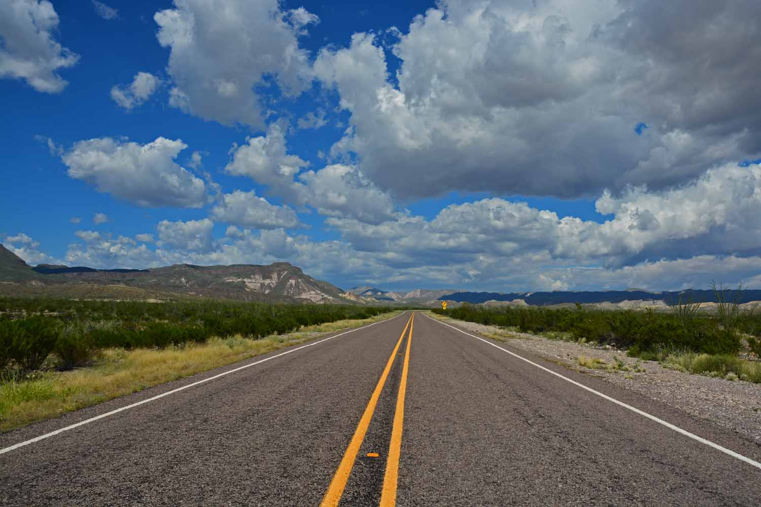 Love these endless road photos.  After Arizona we continue the trip through the desert heading south  to Texas.