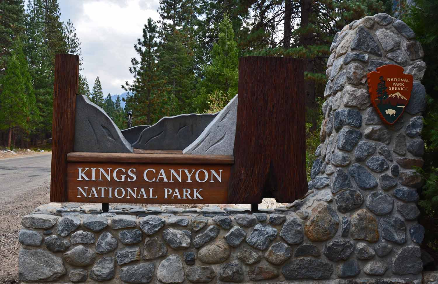 Before planning this trip we had not heard of the Kings Canyon National Park.  Sequoia and King are managed together.  They each have their own personalities.  Sequoia is more forest like with mountains and King with more mountains with forest.  It does take some driving to see both on some very tricky mountain roads.